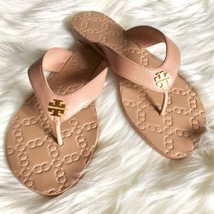 NEW: TORY BURCH Monroe Leather Sandals